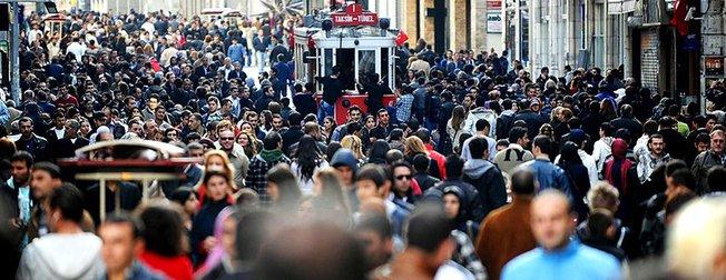 Türkiye'nin il il 2018 nüfusu! Türkiye'nin son rakamlarla nüfusu