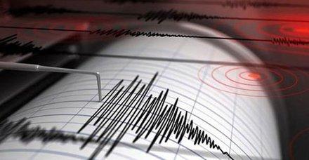 Aydında korkutan deprem!