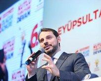 Albayrak: Türkiye'nin ana muhalefet sorunu var