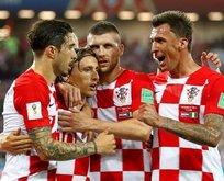 Hırvatistan lider oldu