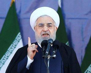 Ruhani'den flaş ABD açıklaması