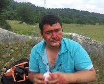 Muhabiri darp eden saldırganlardan biri yeğeni çıktı