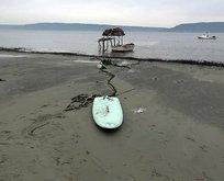 Çanakkale'de deniz 30 metre çekildi!