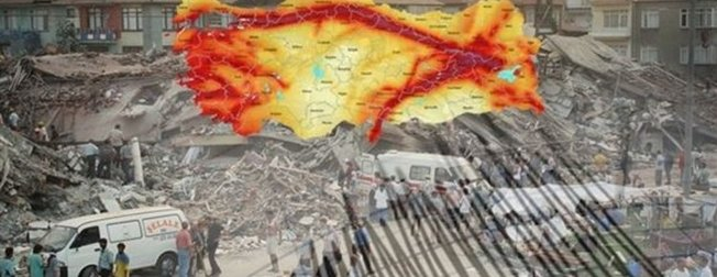Türkiye'de 1 yıl içinde kaç tane deprem oluyor? İşte korkutan sonuç...