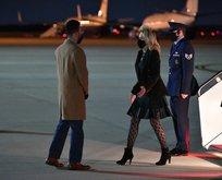 Jill Biden'ın kıyafeti ABD'nin gündeminde