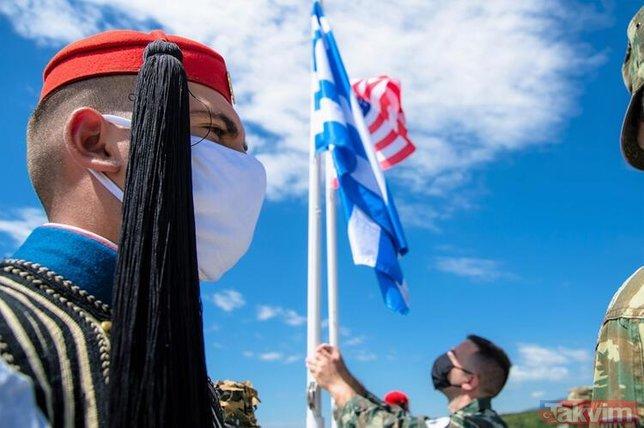 Yunan tir tir titriyor! Manşetten verdiler: 'Almanya Yunanistan'a karşı Türkiye'yi destekliyor'