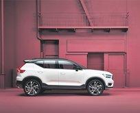 Volvo 'nun en küçük SUV'u xc40 tanıtıldı