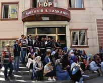 HDP Diyarbakır il ve ilçe örgütlerine soruşturma şoku