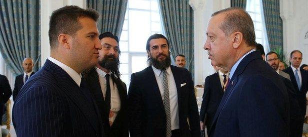 Erdoğanın Katar ziyaretinde sürpriz görüşme