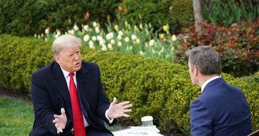 Trump'tan son dakika Kovid-19 açıklaması: 12 Nisan'daki Paskalya'ya kadar...