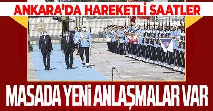 Angola Cumhurbaşkanı Türkiye'de!