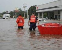 ABD'nin doğusunu sel vurdu: 3 ölü, 2 kayıp