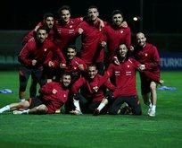 Türkiye-Hırvatistan maçının muhtemel 11'leri