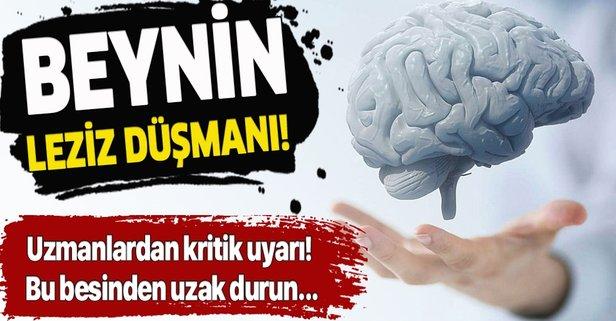 Beynin leziz düşmanı