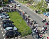 Yurt dışında 793 bin seçmen oy kullandı