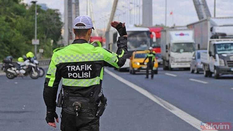 Kurallara uymayanlara ceza yağdı! İşte 2018'de kesilen trafik cezası miktarı