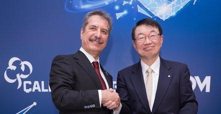 SECOM, Aktif Bank ile Türkiye pazarına girdi
