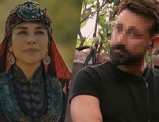 Kuruluş Osman'ın Hazal Hatun'u Yeşim Ceren Bozoğlu'nun eski eşini görenler şaşırdı! Meğer o da ünlüymüş...
