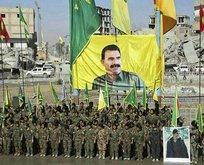 ABDden Öcalan posteri açıklaması