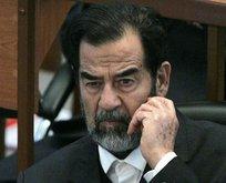 CIA'den Saddam Hüseyin itirafı!