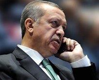 Başkan Erdoğandan Kaşıkçı ailesine taziye