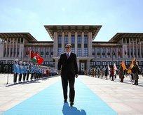 Cumhurbaşkanı Erdoğandan 30 Ağustos mesajı