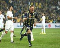 Süper Lig'in yeni lideri Kanarya!