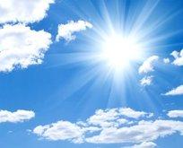 Meteoroloji uyardı: Güneşe aldanmayın!