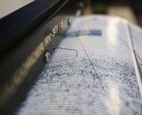 5.1 şiddetinde depremle sarsıldılar
