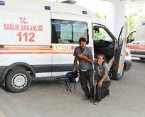 PKK'lılar 8 ve 4 yaşındaki çocukları katletti!