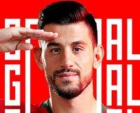 Portekiz'den asker selamı! UEFA'dan ses yok!