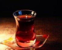 Çayı höpürdet yağları defet