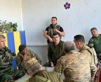 SİHA korkusu Ermenistan ordusuna bakın ne yaptırdı!