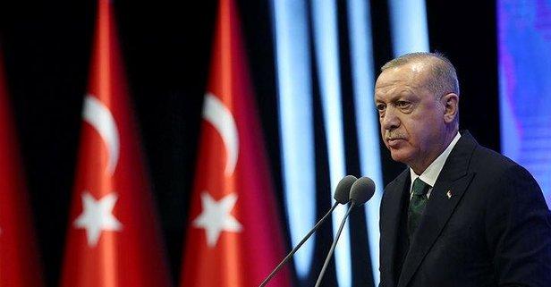 Erdoğan'dan, Rauf Denktaş'ı anma mesajı