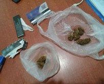 Jandarmadan uyuşturucuya 'Şok' darbe
