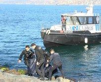 İstanbul'da şoke eden olay! Denizden ceset çıktı