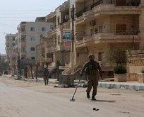 Afrin'den acı haber! 1 asker şehit oldu