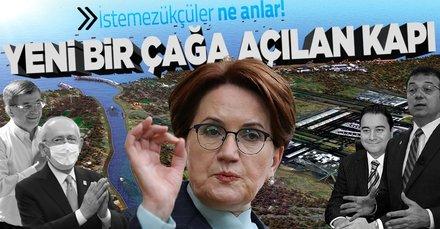 Yeni bir çağa açılan kapı: Kanal İstanbul