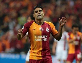 23 gündür sahalardan uzaktı... Galatasaray'ın golcüsü Falcao Beşiktaş derbisinde oynayacak mı?