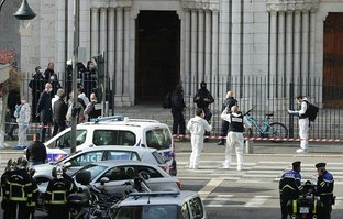 Fransa'da provokatif saldırı
