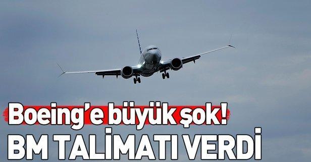 Boeing 737 Max ile seyahat etmeyin