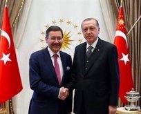 Külliye'deki sürpriz Erdoğan-Gökçek görüşmesi bitti