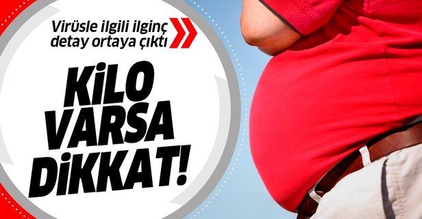 Obez için büyük risk