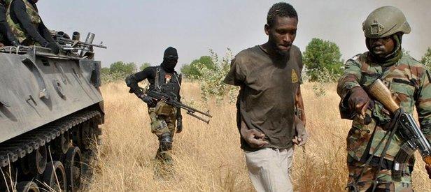 Nijerya'da üç günde silahlı çete üyesi 135 kişi öldürüldü