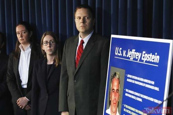 Jeff Epstein'in ölümü hakkında şok iddia