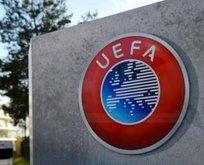 UEFA'dan şok karar! Dev kulüp Avrupa'dan men edildi