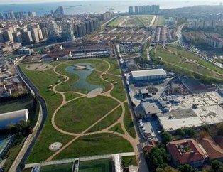 İstanbulun millet bahçeleri açıldı