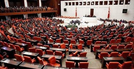 Son dakika...  Ceza Muhakemesi Kanunu ve Bazı Kanunlarda Değişiklik Yapılmasına Dair Kanun Teklifi kabul edildi