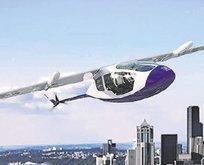 Rolls Royce'tan uçan taksi projesi