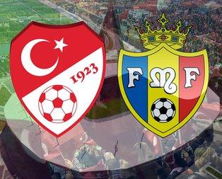 Türkiye - Moldova maçı ne zaman?